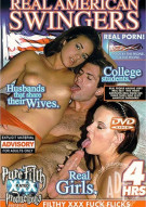 Real American Swingers Porn Movie