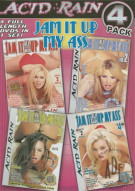 Jam It Up My Ass (4-PK) Porn Movie