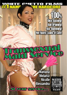 Transsexual Maid Service Porn Movie
