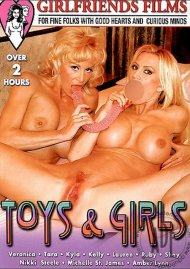 Toys &amp; Girls Porn Movie