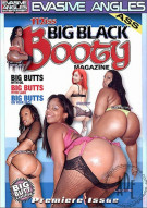 Miss Big Black Booty Magazine Porn Movie