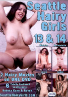 Seattle Hairy Girls 13 &amp; 14 Porn Movie