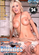 Never Ending Blondes Porn Movie