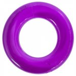 Metro Elastomer Cockring - Purple Sex Toy