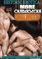 More Outrageous Sex Acts Porn Movie