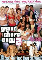 Grand Theft Orgy 2 Porn Movie