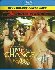 Time For Change (DVD+ Blu-Ray Combo) Blu-ray