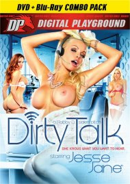 Dirty Talk (DVD + Blu-ray Combo) DVD Box Cover Image