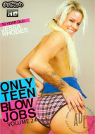 Only Teen Blowjobs #24 Porn Movie