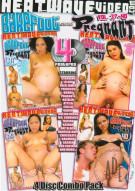 Barefoot And Pregnant Vol. 37-40 Porn Movie