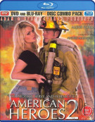 American Heroes 2 (DVD + Blu-ray Combo) Blu-ray