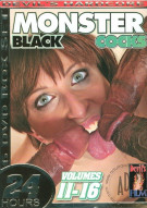 Monster Black Cocks Vol. 11-16 Porn Movie