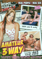 Amateur 3 Way Porn Movie
