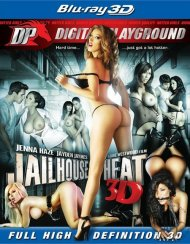 Jailhouse Heat In 3D Blu-ray Box Cover Image