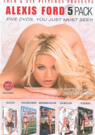 Alexis Ford Exclusive 5-Pack Porn Movie