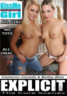 KissMe Girl Explicit: Cameron Canada &amp; Bailey Blue Porn Video