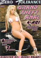 Grand Theft Anal 4 Porn Movie