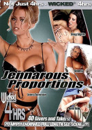 Jennarous Proportions Porn Movie