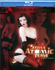 Stoya Atomic Tease Blu-ray
