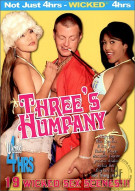 Three&#39;s Humpany Porn Video