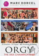 Orgy: The XXX Championship Porn Movie