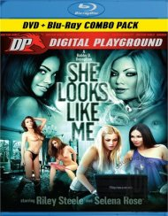 She Looks Like Me (DVD + Blu-ray Combo) Blu-ray Box Cover Image