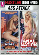 Hustler Double Feature: Ass Attack Porn Movie