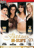 Fantasy All-Stars #10 Porn Movie