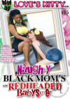 Naughty Black Mom's On Redheaded Babysitter
