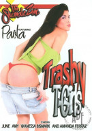Trashy TGirls Porn Video