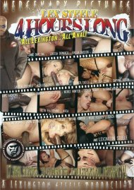 Lex Steele 4 Hours Long: All Lexington. All Anal! Vol. 1 Porn Movie
