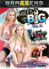 MILFS Like It Big Vol. 14 DVD Box Cover Image
