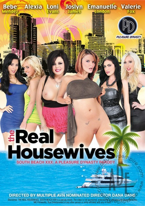 Real Housewives Of South Beach XXX Porn Video View BackWrite a Review