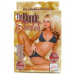 The Blonde Starlet Love Doll Sex Toy