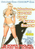 Adventures Of Captain Cock And Super Snatch, The  Porn Movie