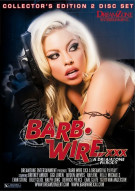 Barb Wire XXX: A Dream Zone Parody Porn Video