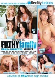 Filthy Family Vol. 7: Moms &amp; Daughters Porn Movie