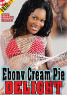 Ebony Cream Pie Delight Porn Video