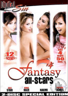 Fantasy All-Stars #4 Porn Movie