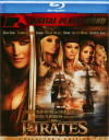 Pirates Blu-ray