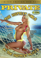 Hottest Girls, In The Hottest Places, The Porn Movie