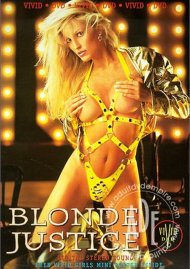 Blonde Justice Porn Movie