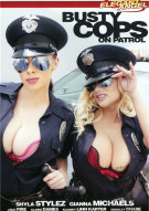 Busty Cops on Patrol Porn Movie