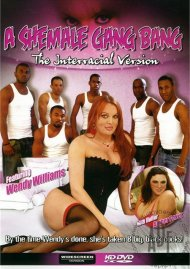Shemale Gang Bang, A Porn Movie