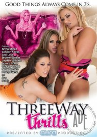 Three Way Thrills DVD Box Cover Image
