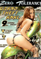 Grand Theft Anal 9 Porn Movie
