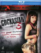 Cockasian 3 Blu-ray