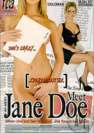 Meet Jane Doe Porn Movie