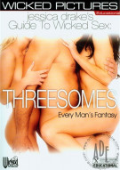 Jessica Drakes Guide To Wicked Sex: Threesomes Porn Movie