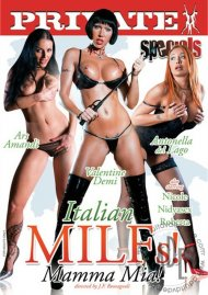 Italian MILFS! Porn Movie